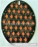 PCB铝基板,金手指刚性线路板,24小时PCB加急打样批量生产