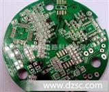 广州线路板PCB板,双面沉金板,单面铝基板,四层板盲孔板