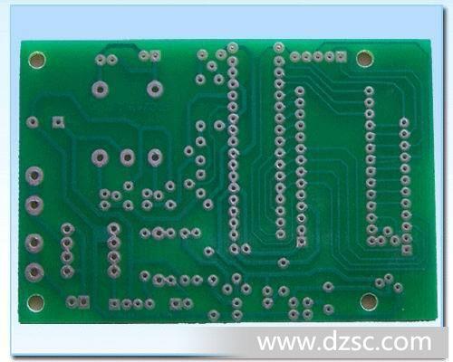 pcb印刷电路板插件焊接加工打样