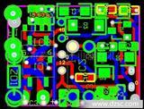 双面PCB板,单面PCB板