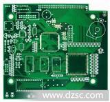 层峰电子专业生产单,双面铝基板,铜基板,玻纤板品质卓越