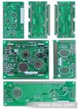 高精密双面电路板/高品质PCB生产厂家/TS16949认证