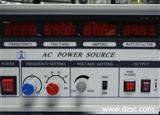 电压0-300V频率42-400Hz功率500W带功率因数测量交流变频电源