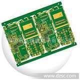 供用各种高难度pcb电路板,PCB线路板  BAG半孔,盲孔板