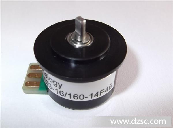 角度传感电位器,WDJ22E,角度传感器,导电塑料传感器