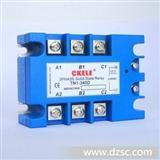 科通CKELE牌TN1-340A交流控交流三相固态继电器
