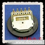 厂家热销单联双联拨盘电位器WH1001N--B50K--16/2