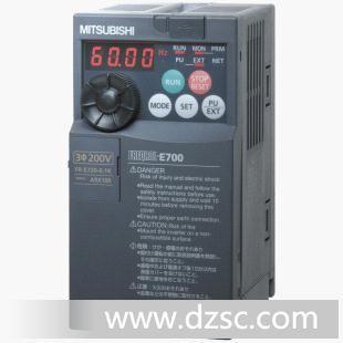 供应三菱原装正品变频器FR E740 1.5K CHT 三菱PLC 三菱伺服