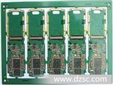 6层 手机主板 PCB线路板
