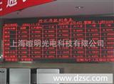室内5.0单色显示屏 单色电子显示屏上海led电子显示屏报价