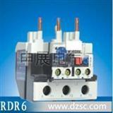 RDR6双金属片式热过载继电器