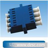 厂家   LC-PC-双联 连接器散件   PEI 材质