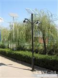 西安路灯厂家厂家直销晋城市小区街道TYD-4LED太阳能庭院灯路灯