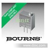 美国 伯恩斯(BOURNS)/3296X-1-103LF/ 电位器 微调电位器