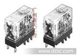 IDEC/和泉 RJ2S-CR 薄型功率继电器