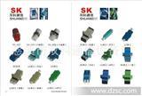 光纤ST耦合器 FC法兰盘 SC适配器 SC连接器
