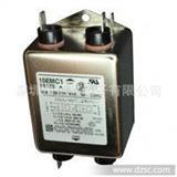 EMI/RFI 电磁干扰滤波器 电源滤波器 10EMC1  1-6609037-3  10A