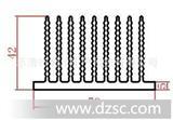 厂家直销上海变频器塑料外壳+散热器+显示器(图)