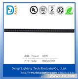 厂价直销LED铝基线路板,天花灯系列铝基板,960*46*36W 日光灯系列