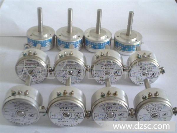 供应精密导电塑料电位器WDD35D1 >>供应精密导电塑料电...