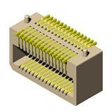 0.5板对板侧插母座,价格实惠,特价批发