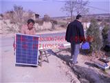 河北太阳能路灯厂家分争2013年光伏照明市场一决雌雄