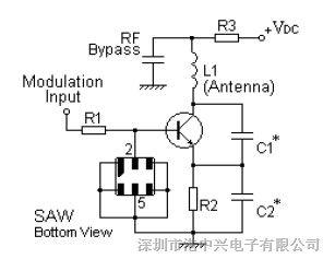低功率变送器应用本地振荡器的应用