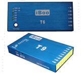 iBoo铝轮毂热处理炉温测试跟踪仪