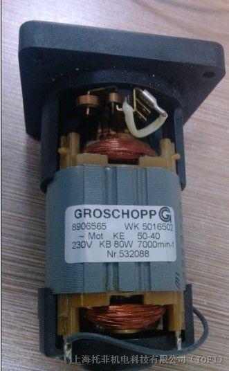 托菲提供-德国GROSCHOPP电机维修服务