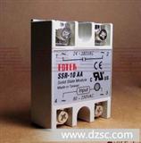 厂家直销SSR固态继电器 SSR-15AA