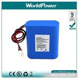 24V大容量锂电池 大容量移动电源充锂电池