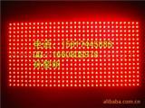 彩彩发生产led显示屏单元板 P10 半户外 单元板 单红 批发价格