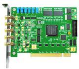 阿尔泰PCI8100信号发生器卡、80MS/s 12位 2路可同步 任意波形发生器,带DIO功能