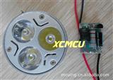 电动车半成品LED射灯电源