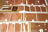 厂家直销 电脑屏蔽材料 屏幕屏蔽材料 铜铝箔