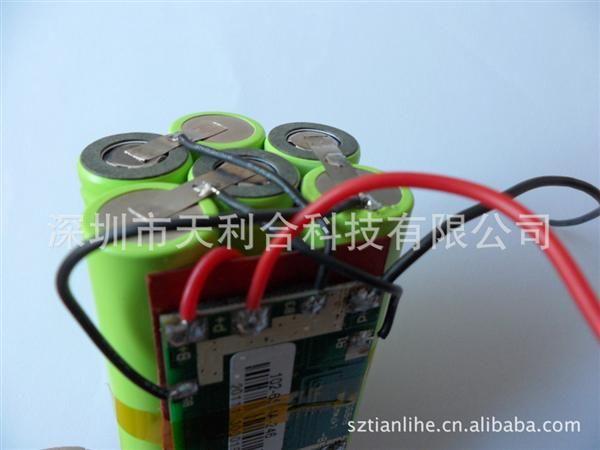 [图]18650三串联24vled锂电池图片