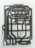 多功能电话机碳浆导电线路