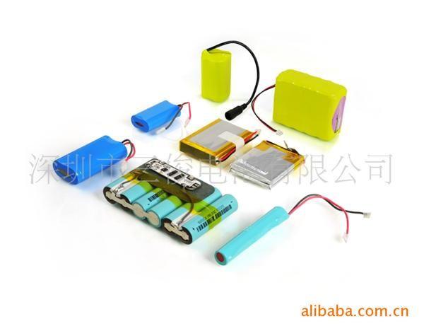 聚合物电池电芯 图片合集