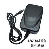 变压器开关电源12V单线稳压电源监控摄像头适配器卓凡电源12V2.5A