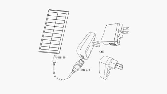 太阳能充电器 手机充电器