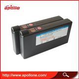 11.1V 4400mAh的可充电锂电池 温控电池 保暖服电池