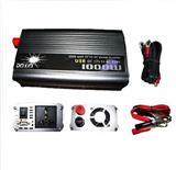 1000W汽车逆变器 12V转220V/车载笔记本电源转换器带USB口