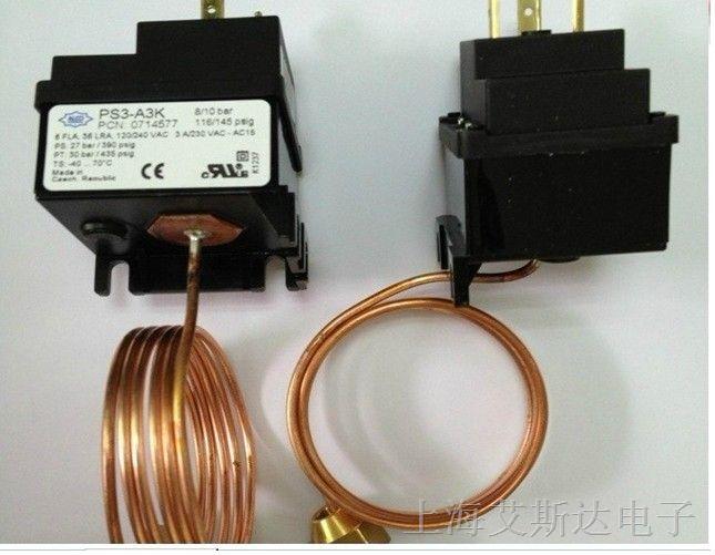 供应ALCO艾柯 EMERSON艾默生 PS3 A3K 压力继电器 压力控制器