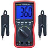 ETCR4100双钳数字相位表 ETCR-4100相位角测试仪