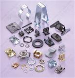 专业生产 环保电池簧片,电池接触片,电池片冲压件