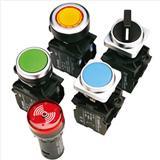 上海天逸电器  西安销售处 LA42系列按钮、指示灯Ø22