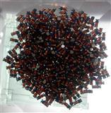 银河电器 1/2W,玻封稳压贴片二极管,BZX55C3V6