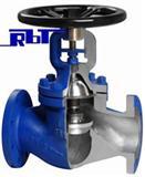 进口波纹管截止阀/德国罗博特RBT品牌