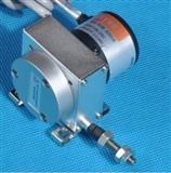 液压机械拉绳位移,包装机械拉绳传感器