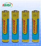 出口日本专用碱性干电池5号碱性7号碱性电池通过各类出口必须认证